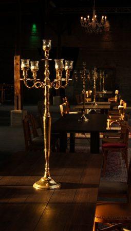 Candle Stick Esstische Stühle Kronleuchter Ambiente